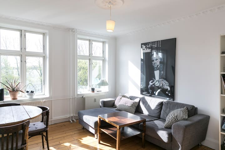Perfect flat in the center of CPH.