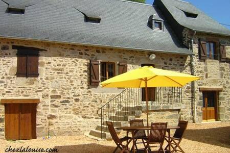 CHEZ la LOUISE gite PERIGORD NOIR - Terrasson-Lavilledieu