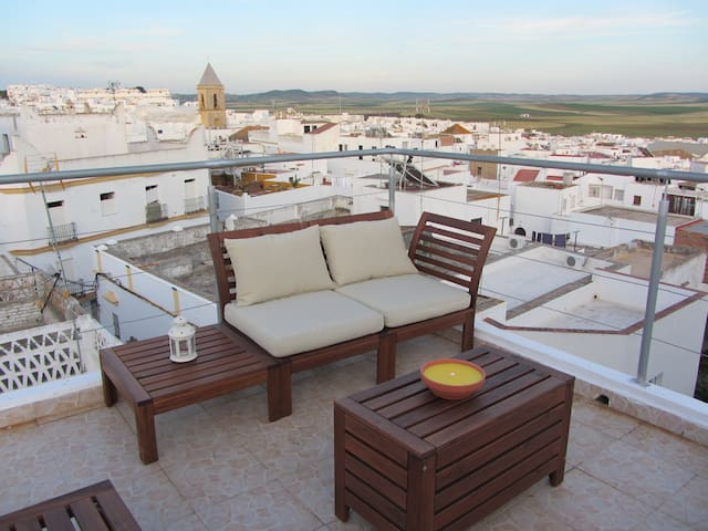 Lovely house in Conil. WIFI. VFT/CA/01242