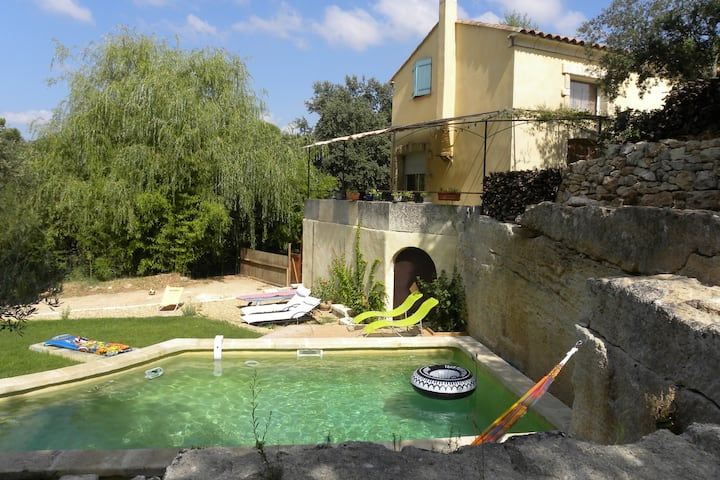 Villa de caractère avec piscine,  hammam, traiteur