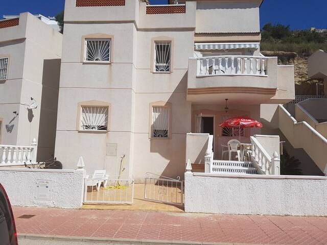 Costa Blanca Holiday Home
