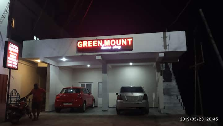 Green Mount Homestay