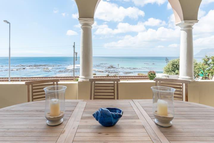 The best view in Kalk Bay!