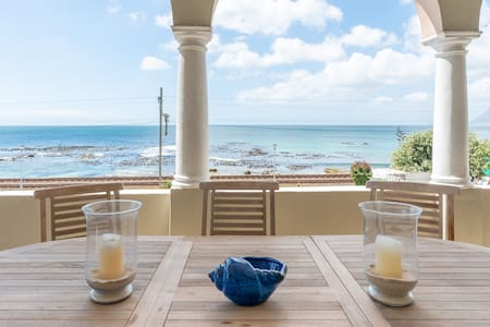 The best view in Kalk Bay!