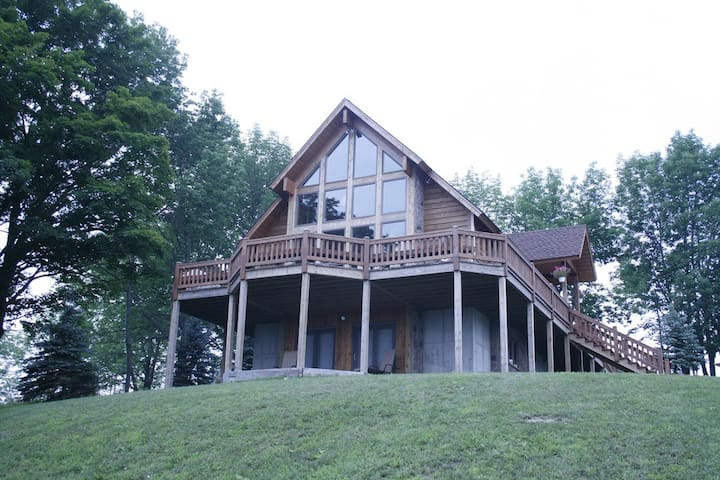 St. Joseph's Chalet - Edmeston - House