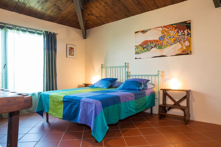 Romantic and quiet stay near Siena - Monticiano - Apartamento
