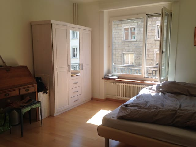 Comfortable Room in shared Flat - Zuric - Pis