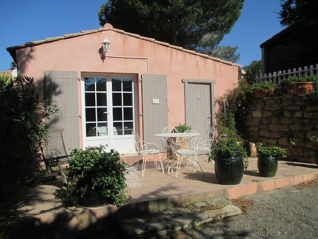 La chenaie - Saint-André-de-Roquelongue - Hus