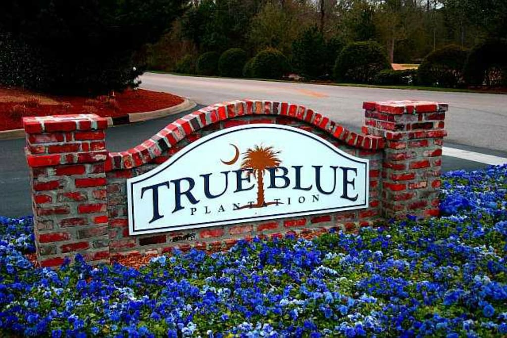 True Blue Plantation and Golf... where our home is your paradise!