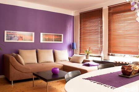 Apartment with flair in the OldTown - Dusseldorf