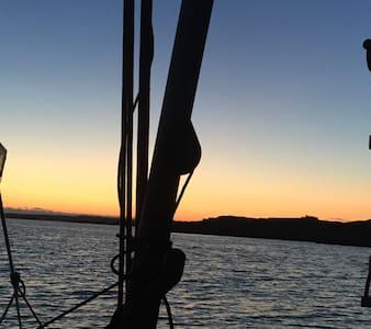 En rymlig 29 fots segelbåt i Sandö - Kungsbacka  - 船