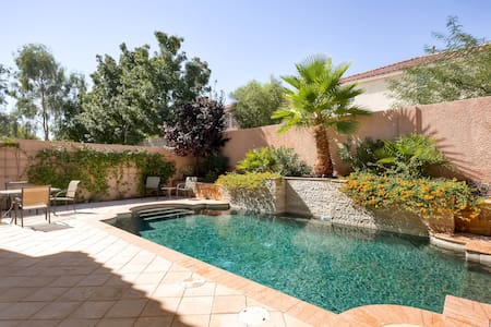 Impressive 4.5 Bedroom With Pool! -Close to Strip! - Las Vegas