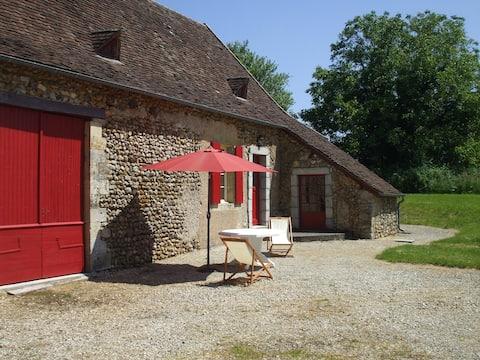 Independant house in Dordogne