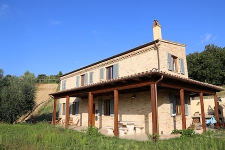 Newly Restored Italian Farmhouse