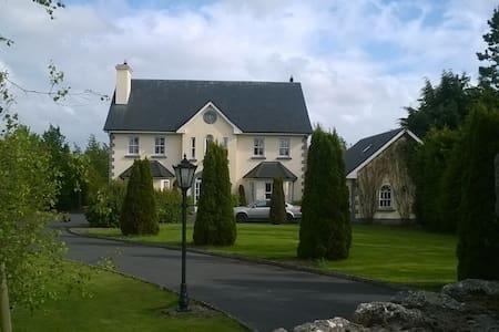 Charming Country House Rooms avail. - Galway