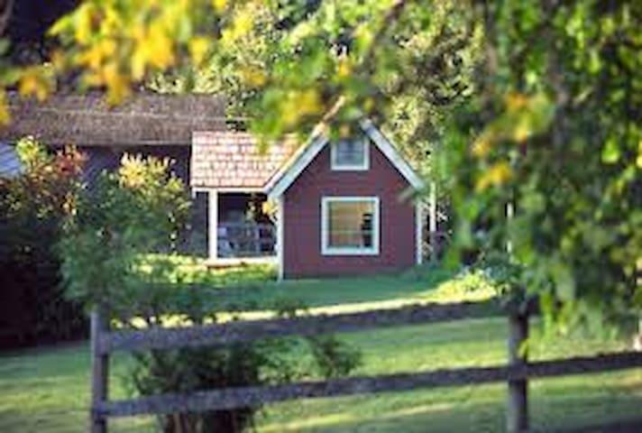 Foxglove Farm Red Cabin B&B