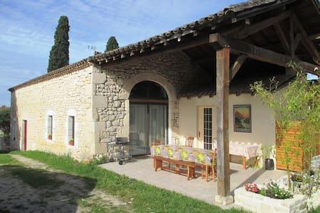 La « grange aux lutins » en Quercy  - SAINT MATRE - Talo