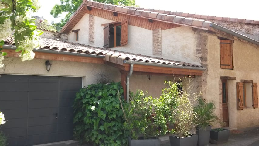 Belle maison de village - Montélier - House