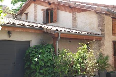 Belle maison de village - Montélier - Haus