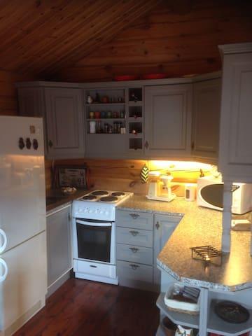 Kjøkkenkrok