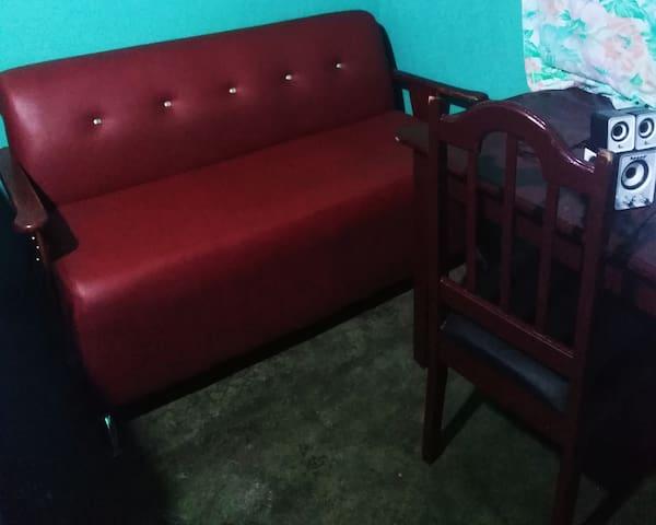El buen Samaritano, Santa Barbara, Honduras.