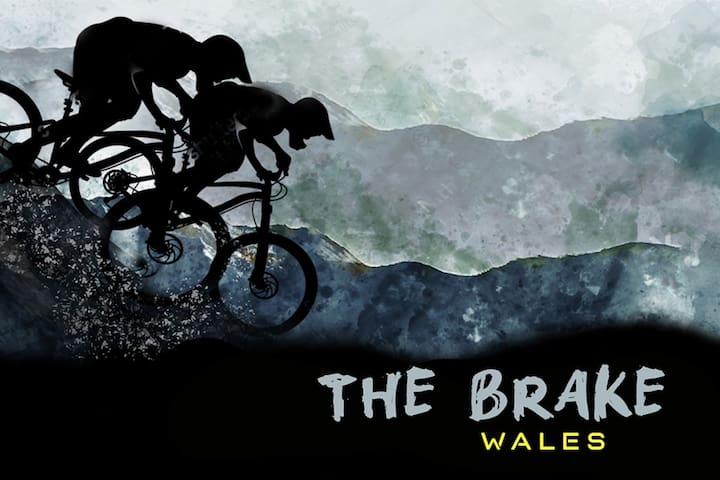 THE BRAKE: Wales  |  MTB Accommodation R1