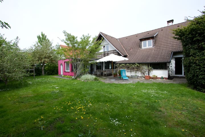 Haus mit großem Garten - Landsberg am Lech - Rumah