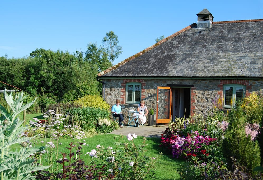 Verbena Cottage Cottages For Rent In Beaworthy England
