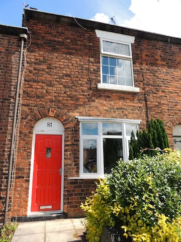 Cosy English Cottage - sleeps 3 - Chorley - House