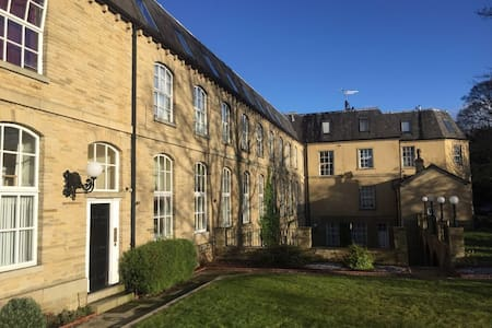A Gorgeous Georgian Mansion - Brighouse  - Apartmen
