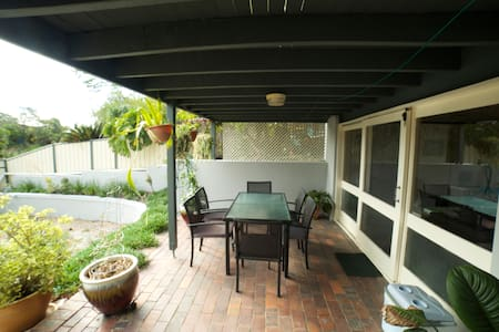Self-contained unit, Brisbane - Jindalee