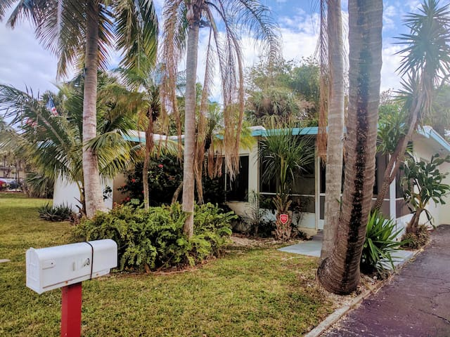 Entire Party Private House at the Beach - Deerfield Beach - Haus