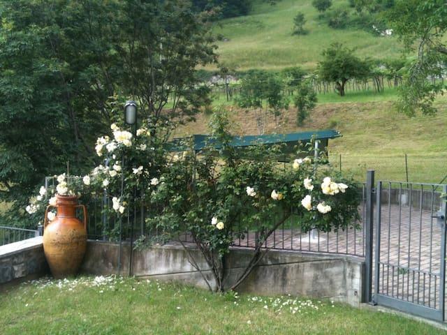 casa sul lago di iseo -franciacorta - Bianica - อพาร์ทเมนท์