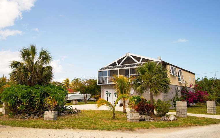 2-story Treasure, West Grand Bahama - West End - House