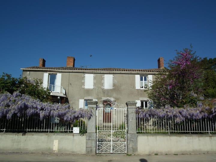 Charmante demeure bourgeoise de 1822