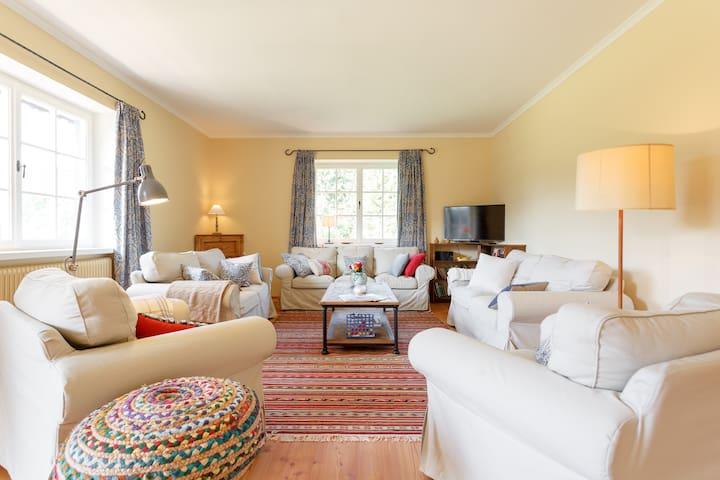 Wunderschönes Landhaus mit tollem Ausblick - Lahnsattel - House