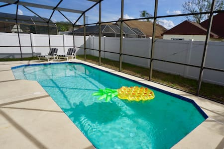 *NEWLY RENOVATED* Chic Disney Vacation Home w/POOL