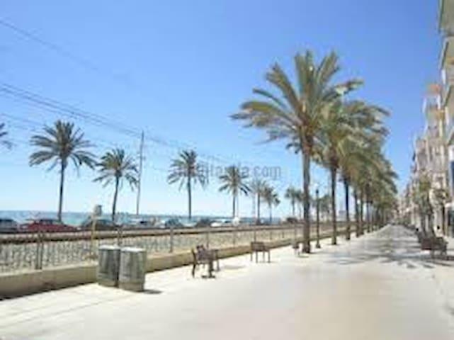 Loft to rent in front of beach! - Badalona - Loft