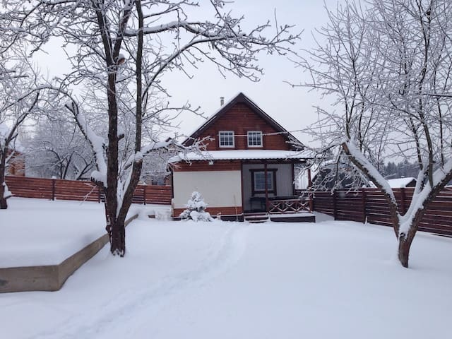 Домик близ Сорочан