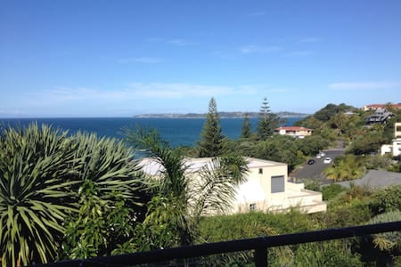 Large home with close ocean views - Red Beach