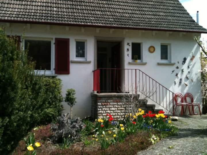 Helles möblierte Zimmer ca.13 m2 Hüttlingen-Aalen