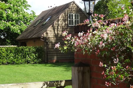 Peaceful self contained annexe - Stockbridge - Bed & Breakfast