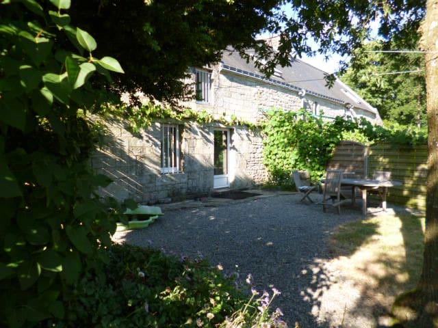 Gîte des Oiseaux - Bieuzy - Casa