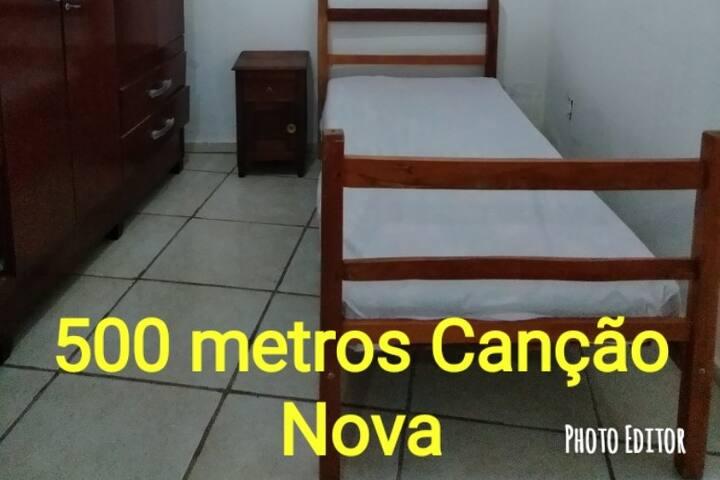 500 metros da Cancao Nova