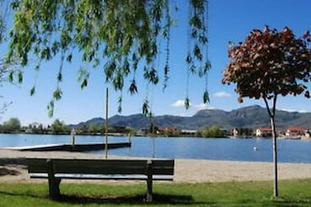40' Waterfront Park Model - Osoyoos