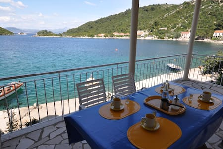 APARTMENT ANA WITH SEA VIEW - Island Of Mljet - Διαμέρισμα