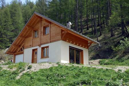Joli chalet familial en bois - Arvieux - Chalet