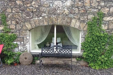 The Cottage - garden view - Mohill