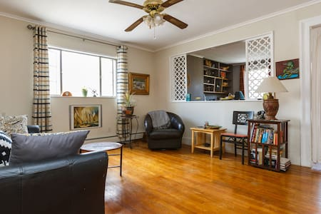 Sunny,spacious 2 BEDROOM; Close to waterfront - Jersey City