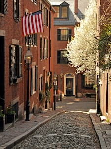 Beacon Hill Two Beds, Walk to Everything - Boston - Condominium